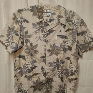 Men's Columbia Shirt size L